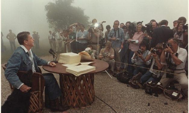 Cinema And Politics: The Reagan Show