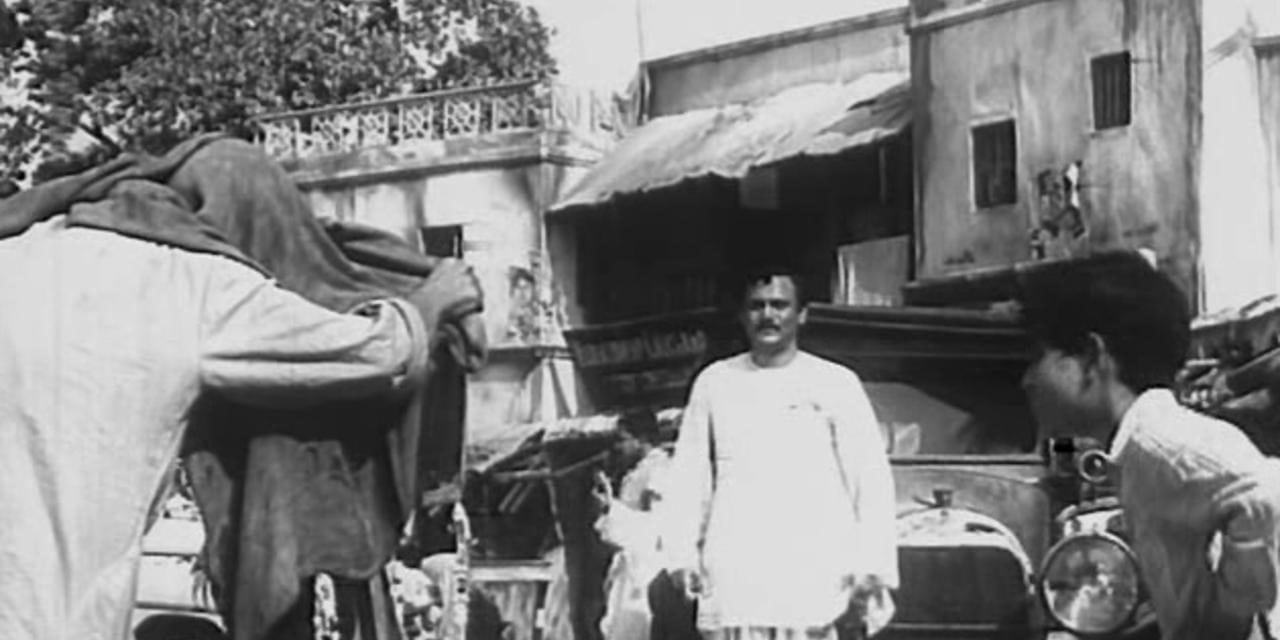MAN AND THE MACHINE – on Ritwik Ghatak's AJANTRIK (THE PATHETIC FALLACY)