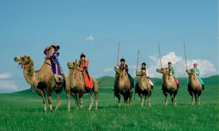 "Culture at a Distance: Ulrike Ottinger's ""Johanna d'Arc of Mongolia"""