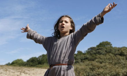 """Metal Martyr—""""Jeannette: The Childhood of Joan of Arc"""""""