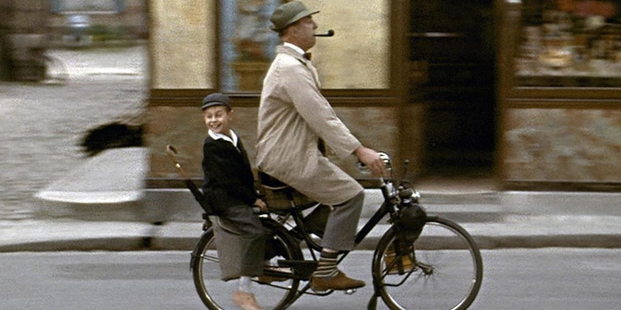 "Happy Birthday, ""Mon Oncle"""