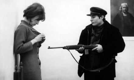 """G.I. Joke: Jean Luc Godard's """"Les Carabiniers"""""""