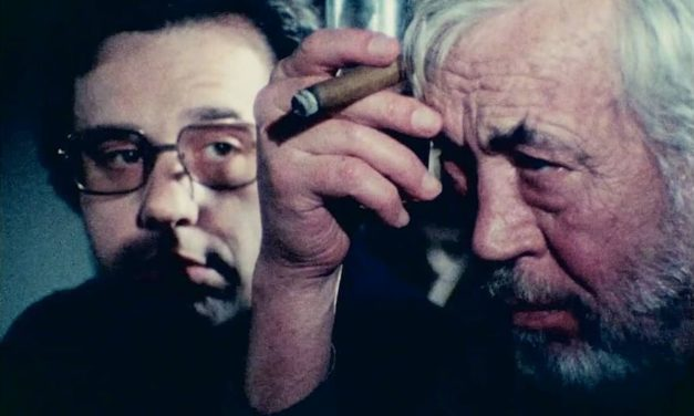 "Not My Style: Orson Welles' ""The Other Side of the Wind"""
