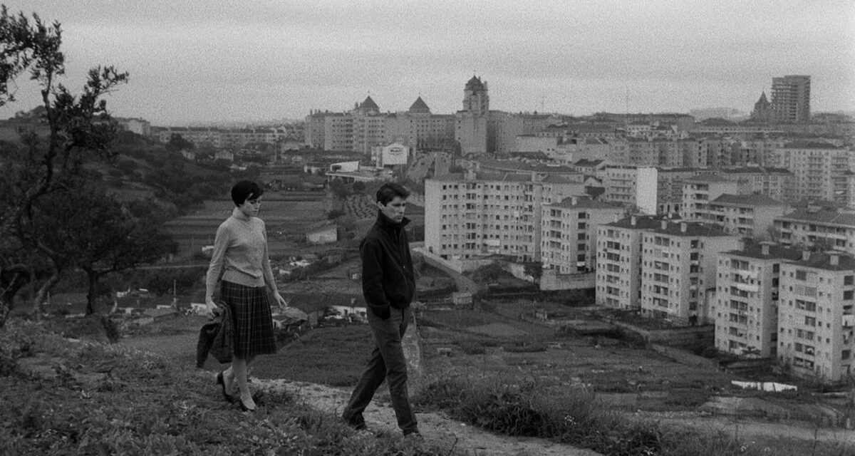 "Let's Take Over the City: Paulo Rocha's ""Os Verdes Anos"""