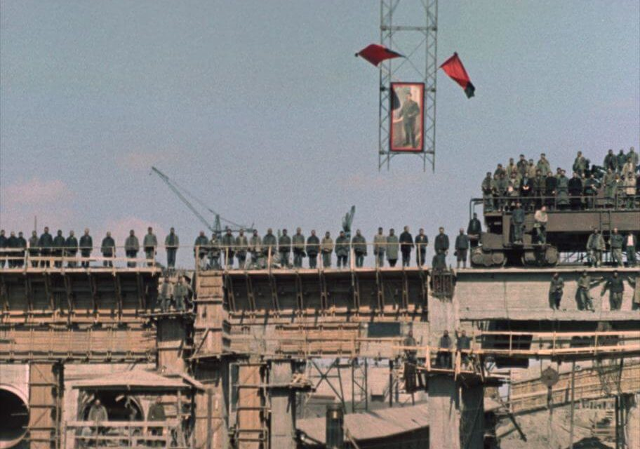 """Life and Death in the USSR: Sergei Loznitsa's """"State Funeral"""""""