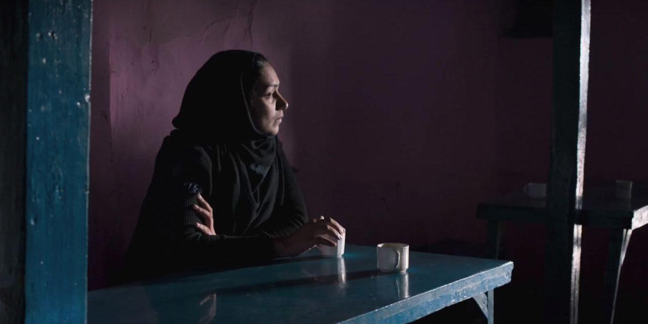 "Keep Quiet: Praveen Morchhale's ""Widow Of Silence"""